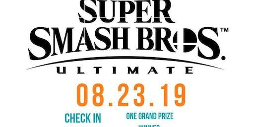 Super Smash Brothers Nintendo Switch Tournament