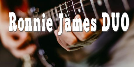 Ronnie James Duo LIVE at The Wild Game! VIP Table! tickets