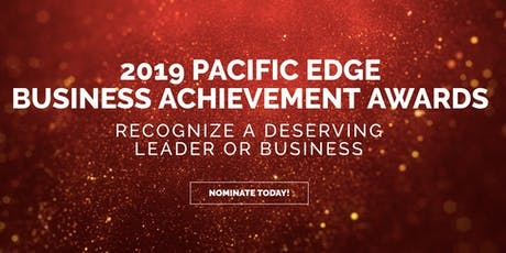 Pacific Edge Presents the 9th Annual Business Achievement Awards Gala tickets