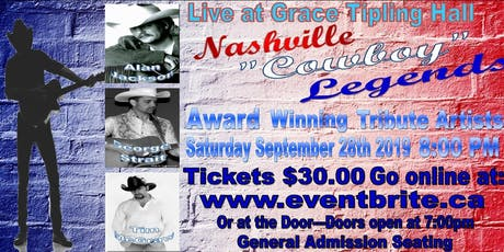 Nashville Cowboy Legends tickets