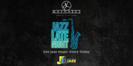 Jazz Late Night with Al Rodriguez tickets