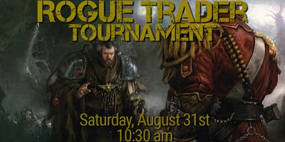 Rogue Trader Tournament