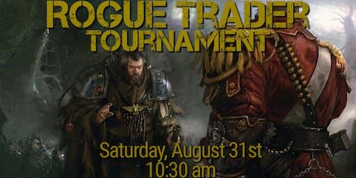 Rogue Trader Tournament