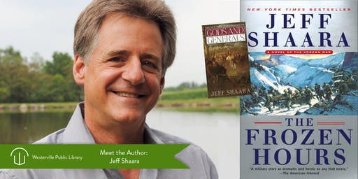 Jeff Shaara, Author Visit: October 1, 2019