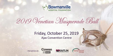 2019 Venetian Masquerade Ball tickets