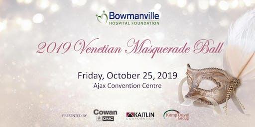 2019 Venetian Masquerade Ball