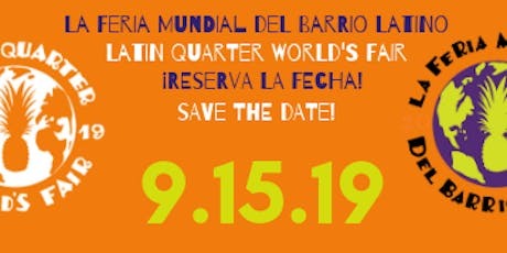 Latin Quarter World's Fair 2019 tickets