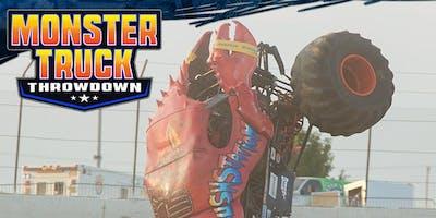 Monster Truck Throwdown  Friday
