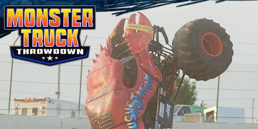 Monster Truck Throwdown Saturday
