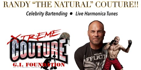 Xtreme Couture G.I. Foundation Celebrity Event, featuring Randy Couture tickets