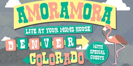 Amoramora w/ Dylan Kishner Band at YMH tickets
