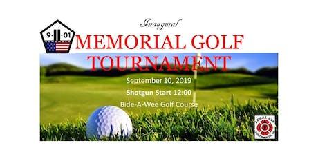 Local 539 1st Annual 9/11 Memorial Golf Tournament tickets