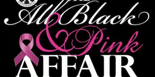 Region XI 2019 All Black & Pink Affair
