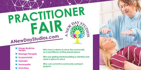 A New Day Studios Practitioner Fair tickets