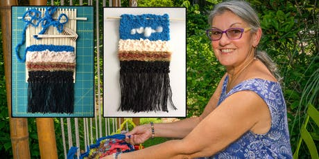 Garden Goodness Weaving Workshop with Pamela Palma tickets
