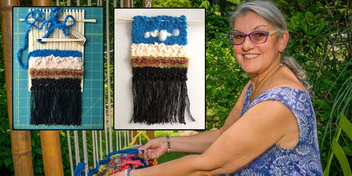 Garden Goodness Weaving Workshop with Pamela Palma