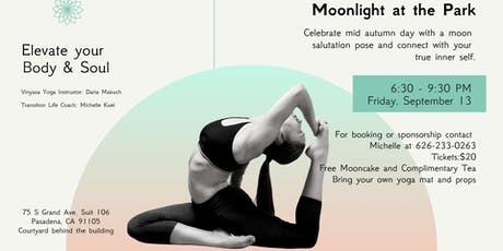 Moonlight in the Courtyard Mini Retreat tickets