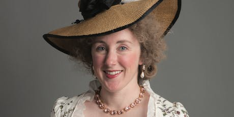 FashionSpeak Fridays: The American Duchess Guide to 18th Century Beauty tickets