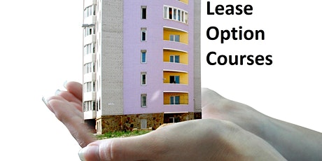 Lease Option Courses tickets