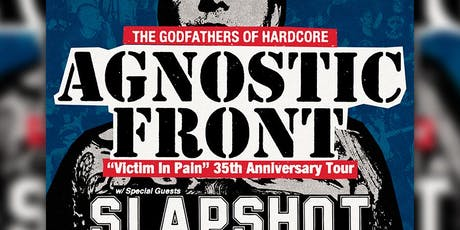 Agnostic Front tickets