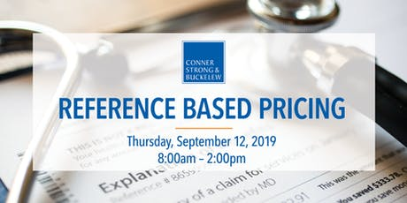 Reference Based Pricing tickets
