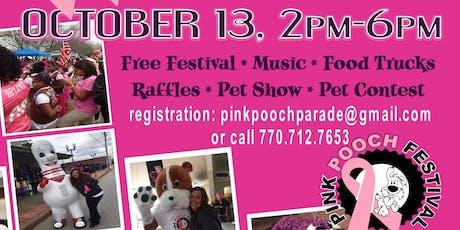 Pink Pooch Festival/ Richardson Dog Park tickets