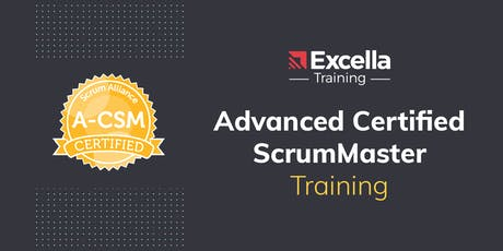 Advanced Certified ScrumMaster (A-CSM) Training in Arlington, VA tickets
