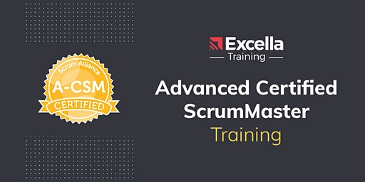 Advanced Certified ScrumMaster (A-CSM) Training in Arlington, VA