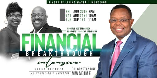Financial Breakthrough Intensive