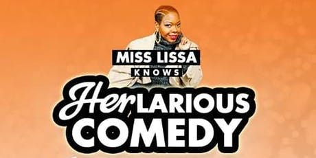 HERlarious Comedy Experience tickets