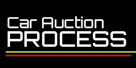 Become an Auction Auto Dealer tickets
