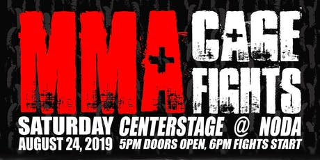 Fight Lab MMA Cage Fights - Fight Lab 61 tickets