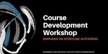 Course Authoring Workshop tickets