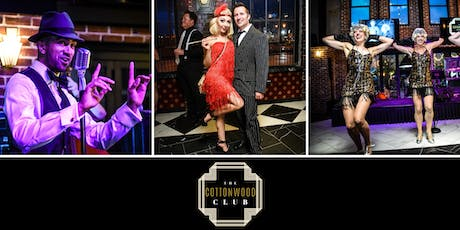 Gatsby Inspired Soirée | The Cottonwood Club tickets