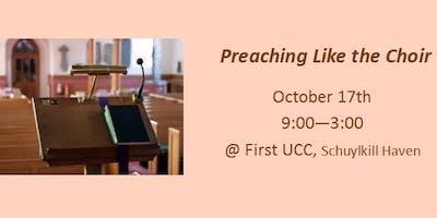 Preaching Workshop