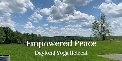 Empowered Peace: A Daylong Rejuvenation Retreat