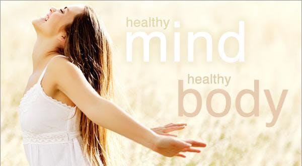 Be Kind-Healthy Body Healthy Mind! Presented by Crystal B. & Crystal K.