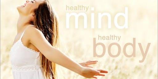 Be Kind-Healthy Body Healthy Mind! Presented by Crystal B. & Crystal K.