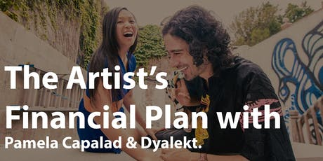 The Artist's Financial Plan: The credit & debt hustle tickets