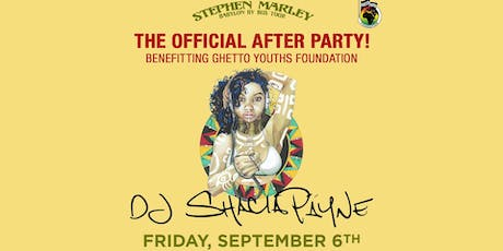 The Official After Party w. DJ Shacia Päyne tickets