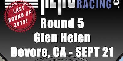 Round 5 - Sprint Hero Racing Series – Glen Helen Raceway – Devore, CA