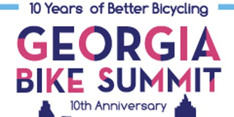 2019 Georgia Bike Summit presented by Bike Law Georgia tickets