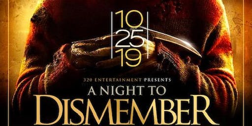 A Night to Dismember Halloween Party