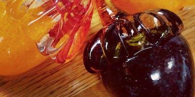 Second Sunday Hot Glass Experience: Acorn