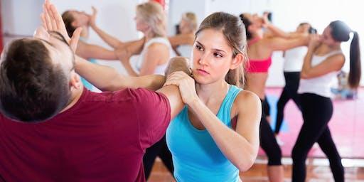 Advanced Women's Self Defense (XSAF 116 02)