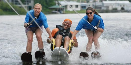 Brooks Adaptive Sports and Recreation Water Ski Volunteers