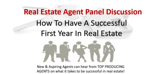 Panel Discussion-How To Have A Successful Career In Real Estate