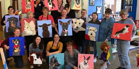 Paint Your Pet Fundraiser tickets