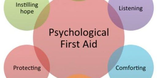 MRC Training: Psychological 1st Aid - Nov 7, 2019