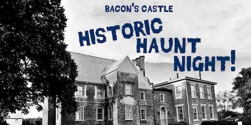 Behind-the-Scenes Historic Haunt Night Experience